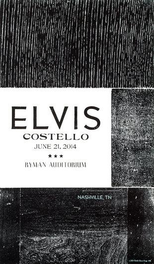 Elvis Costello Ryman